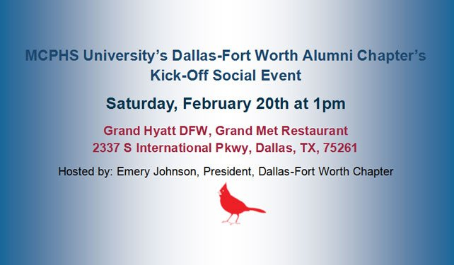 Dallas-Fort Worth Chapter Kick-Off Social Event