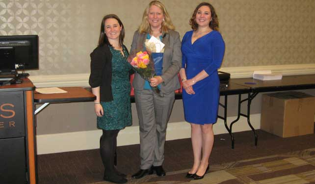 Leadership Candidates Fill Ballroom at SGA Awards Program