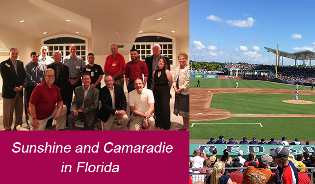 Florida Chapter Event Brings Camaraderie and Sunshine