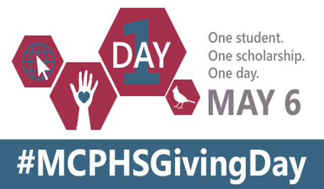 MCPHS Hosts Very First Giving Day on May 6, 2015