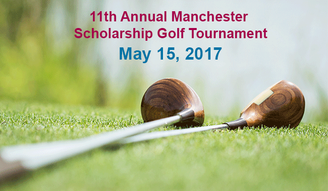 Join Us at 11th Annual Manchester Scholarship Golf Tournament