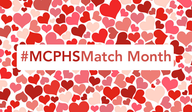 #MCPHSMatch is Back