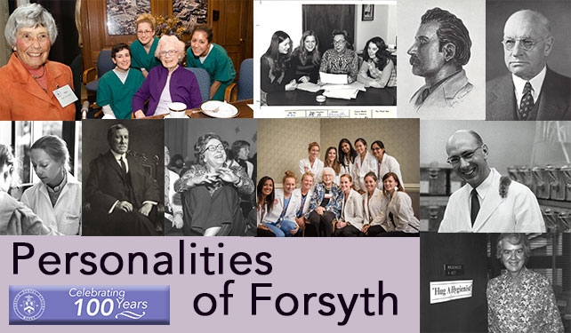 The Personalities of Forsyth