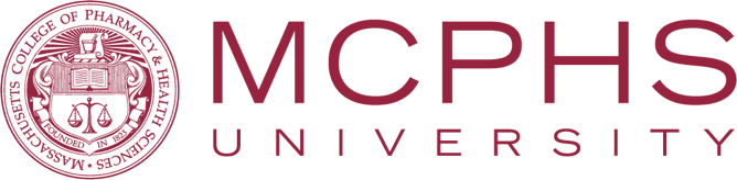 MCPHS Footer Logo